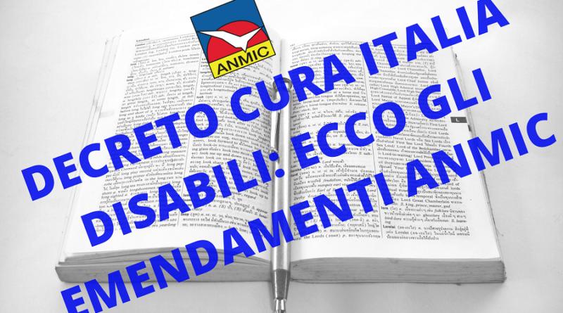 CURA ITALIA ANMIC
