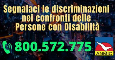 Nel Ddl Zan la condanna delle discriminazioni sulla disabilità