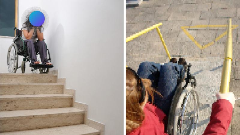 Lotta alle barriere architettoniche: l'iniziativa di ANMIC Pistoia