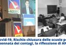 Covid-19, Rischio chiusura delle scuole per l'impennata dei contagi, la riflessione di ANMIC