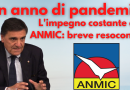 Un anno di pandemia e l'impegno costante di ANMIC |Breve resoconto.