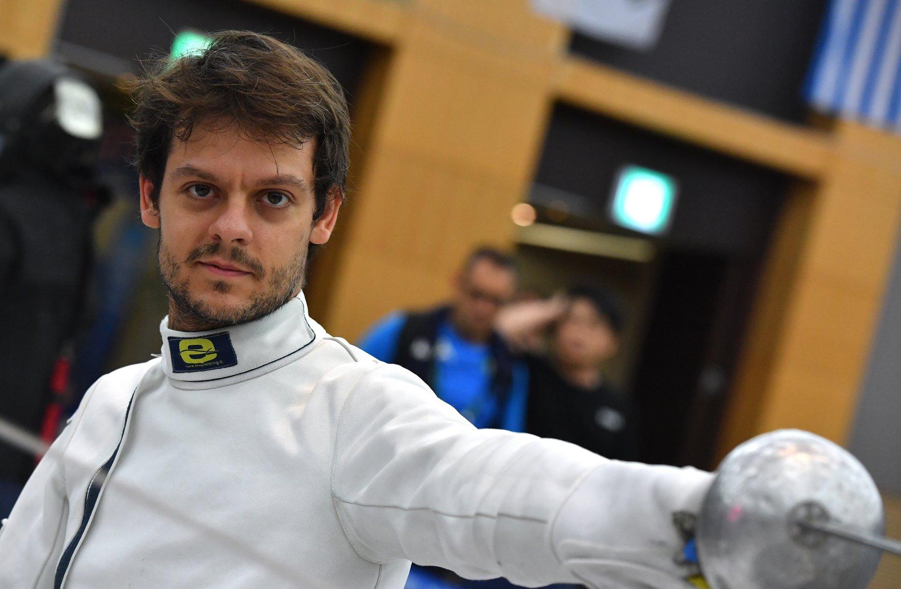 Paralimpiadi di Tokyo, ci sarà anche l'atleta Matteo Betti consigliere della sede ANMIC di Siena