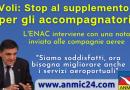 Supplementi per i posti vicini ad accompagnatori di minori e disabili: l'ENAC dice STOP